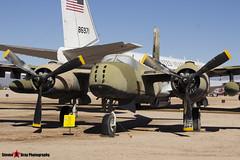 64-17653 - 7091 - USAF - Douglas B-26K Invader - Pima Air and Space Museum, Tucson, Arizona - 141226 - Steven Gray - IMG_8210