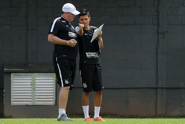 Marcelo Fernandes e Lucas