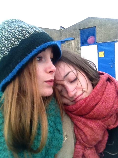 Dublin selfie Howth