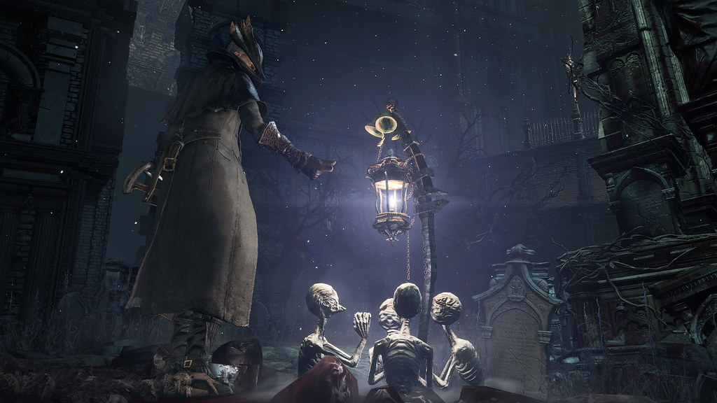 Bloodborne Customisation