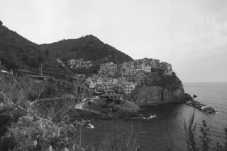 Manarola - Panoramic view