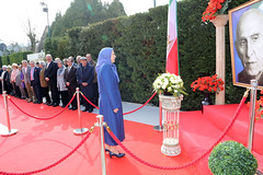 Maryam Rajavi ? National Council of Resistance of Iran session ? 14 March 2015 -5