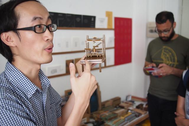 typesettingsg. Singapore Design Week 2015 - Design Trails 2015 - 195 Pearl's Hill Terrace