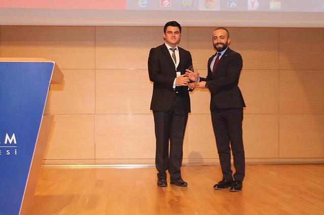 Üsküdar Üniversitesi 1. Sağlık Yönetiminde İK zirvesine katıldı. 2