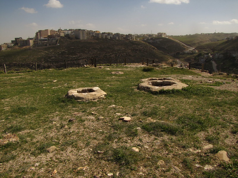 Cisterns, Karak Castle
