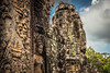 Cambodia : Siem Reap, Angkor Thom, Prasat Bayon #20