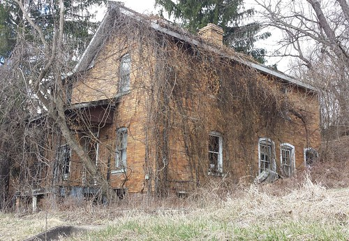 Blight threatens historic district