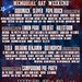 Rocklahoma festival announces daily band line-ups and single day ticket sales