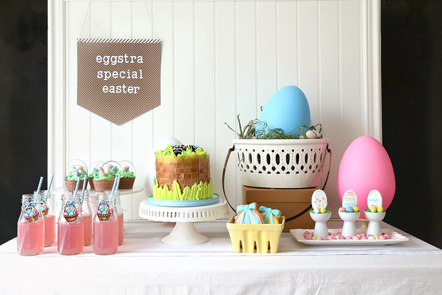 eggstra special easter party