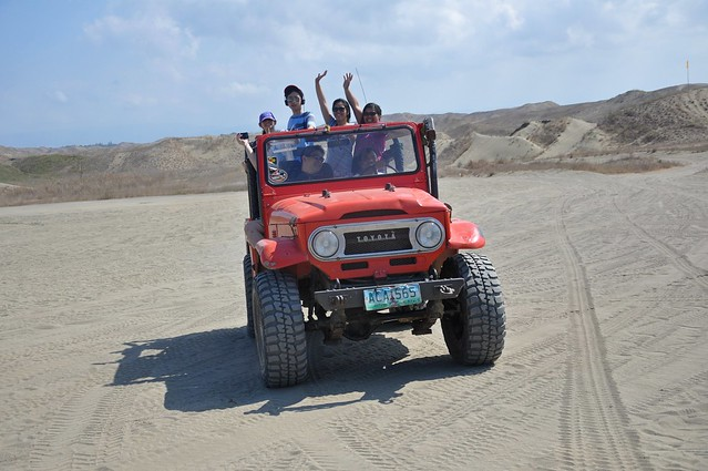 Laoag Sand Adventure