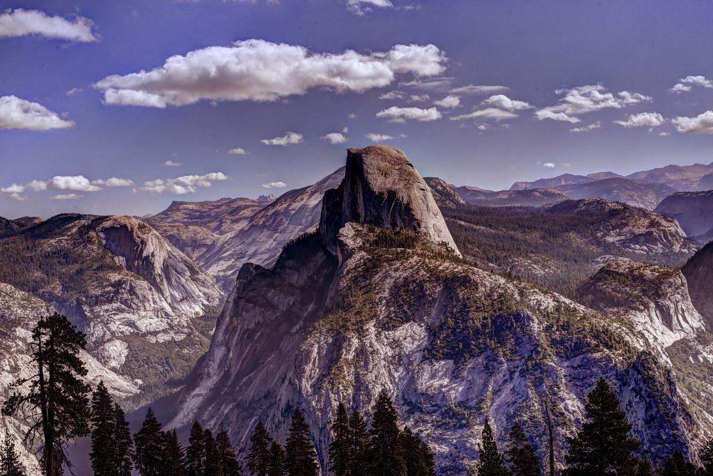 Glacier Point, Yosemite National Park -