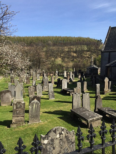 Mortlach church Dufftown