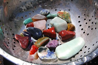 Tumbling Rocks