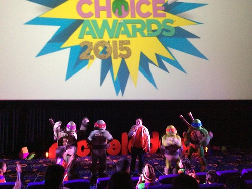 Nickelodeon Kids' Choice Awards 2015 Screening Party