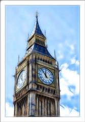 Londres - Big Ben - London - fractales