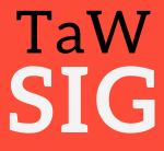 TAW badge
