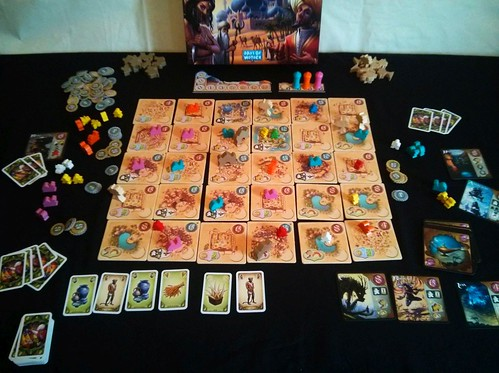 054 Five Tribes Gameover