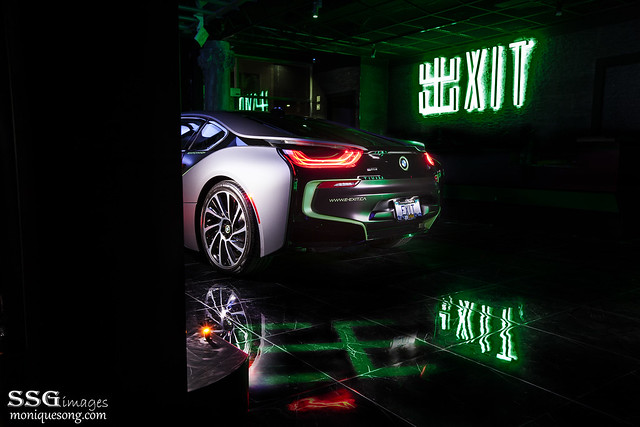 Exit Canada i8 wrapped by Twiisted Media