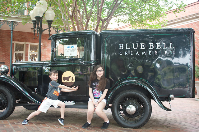 Blue Bell Creameries Brenham Texas