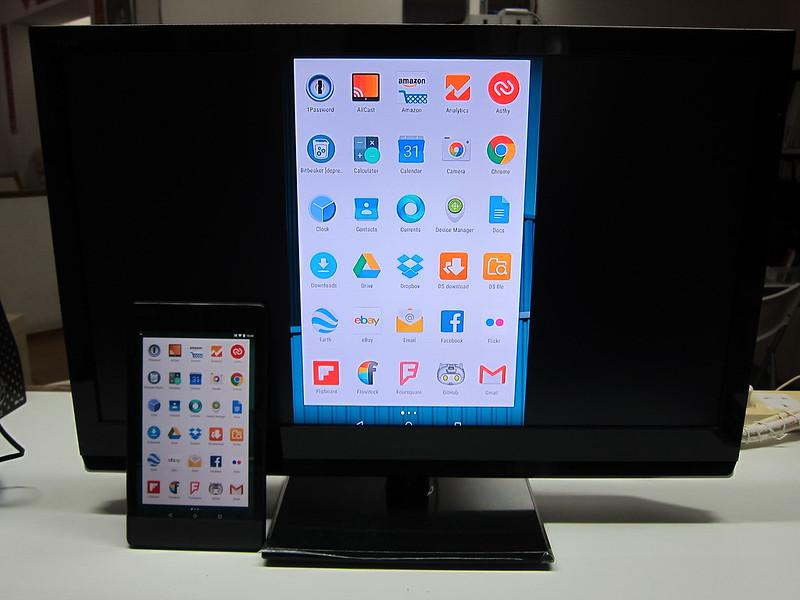 Microsoft Wireless Display Adapter - Using Nexus 7