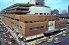 Port Authority Bus Terminal New York NY by Edge and corner wear