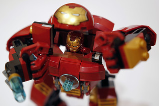 Hulkbuster Armour [Project 365 2015 - 112/365]