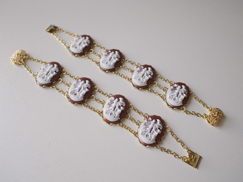 Regency Parure by In the Long Run Designs