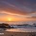 Porters Rock Sunrise by Darragh Sherwin