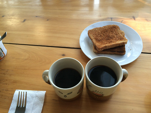 """Santa Elena: délicieux café d'altitude """"made in Costa Rica""""!"""