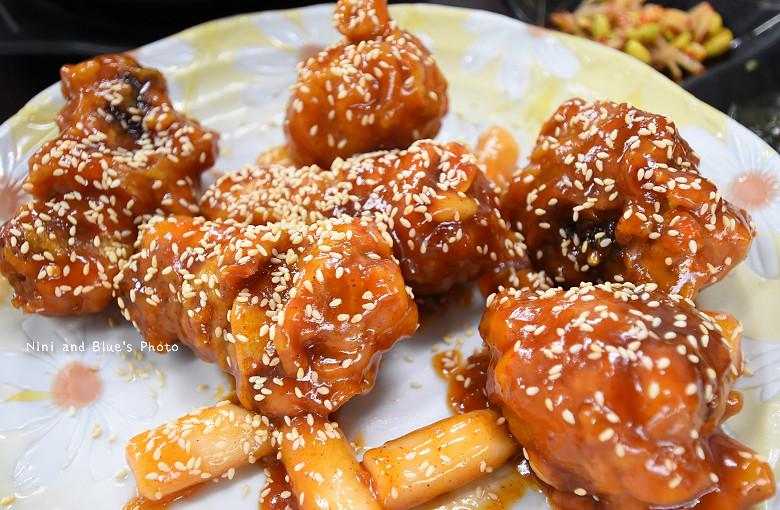 台中霧峰韓式料理韓香屋15