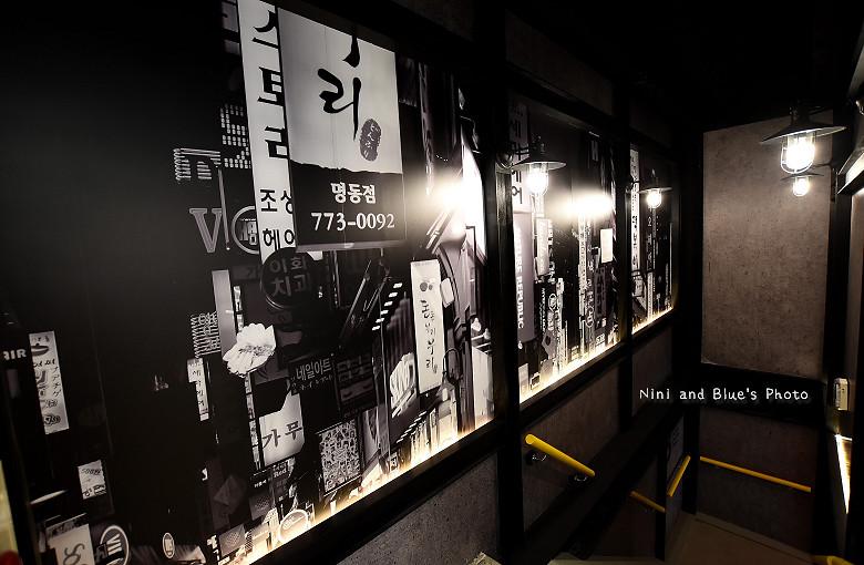 打啵G台中韓式料理烤肉串菜單menu價位10