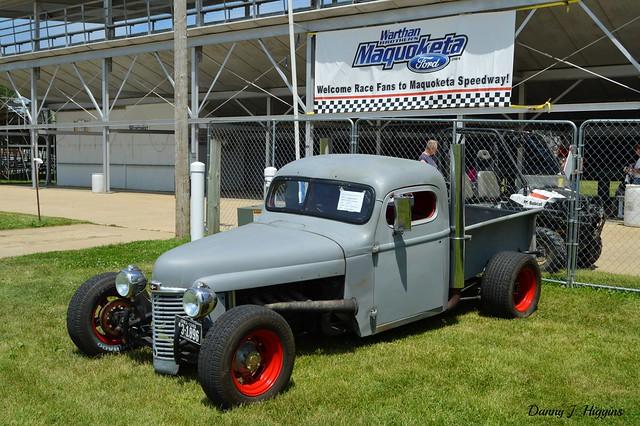 Motor Madness. Maquoketa, Iowa. June 25, 2016.    DSC_7259