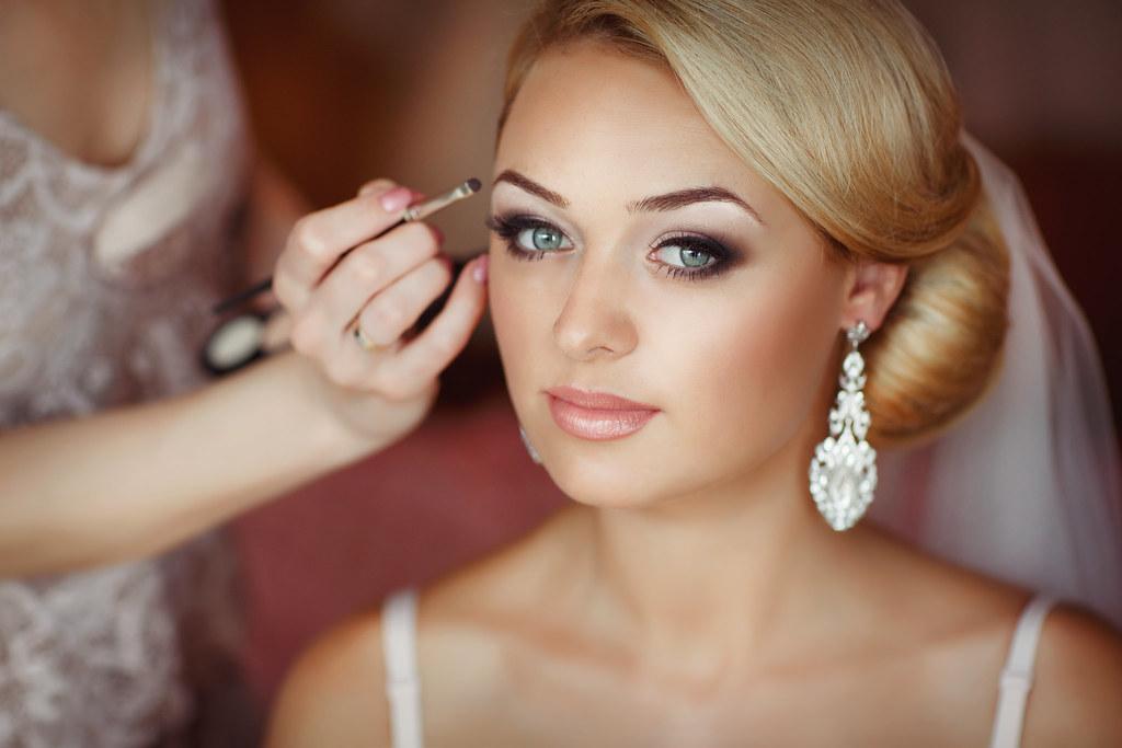 Image result for wedding makeup flickr