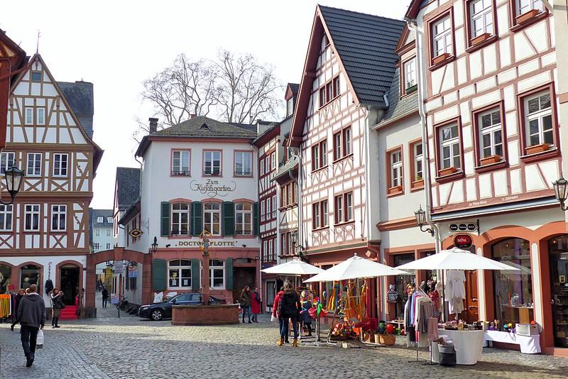 Doctor Flotte, Mainz