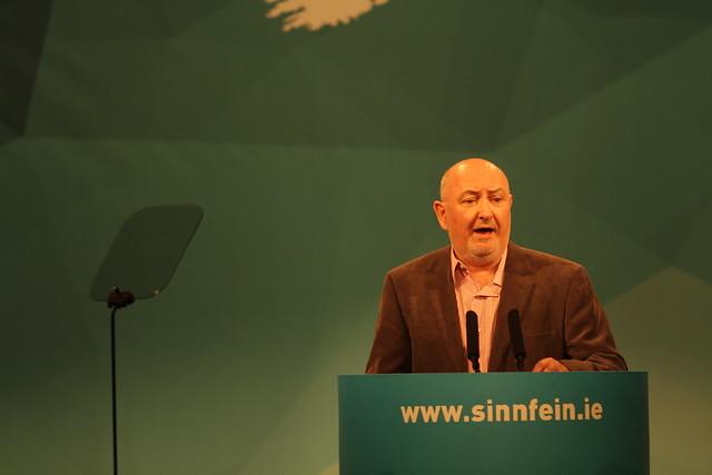 Caoimhghín Ó Caoláin TD