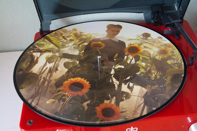 Katy Perry PRISM picture disc Side C