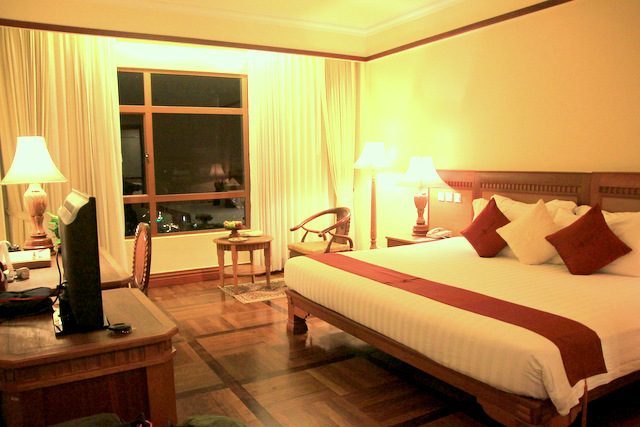 Sokha Angkor Resort Siem Reap Deluxe Room