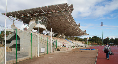 Estadio Monte Romero
