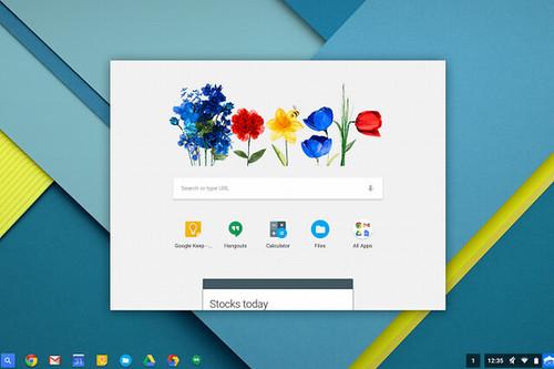 Google incite les développeurs a porter leurs applications Android sous ChromeOS