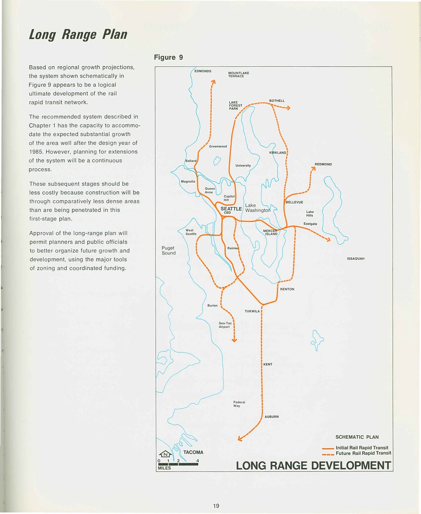 Maps of Seattle and the Puget Sound region - SkyscraperCity