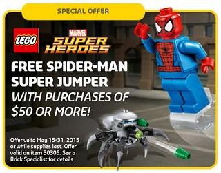 LEGO Marvel Super Heroes 30305