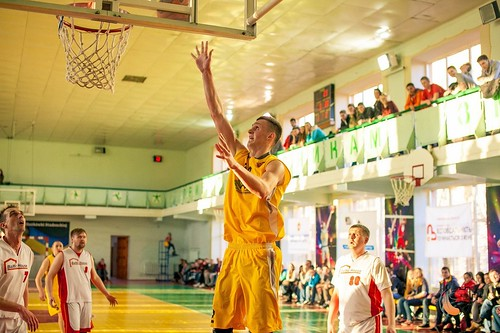 Команда з Нетішина виграла Рівненську баскетбольну лігу