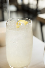 Meyer Lemon & Mint Soda, Commonwealth, San Francisco