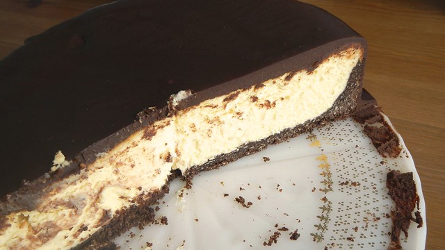Nanaimo Bar Cheesecake 29