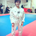 Taekwondo kid by .fulvio