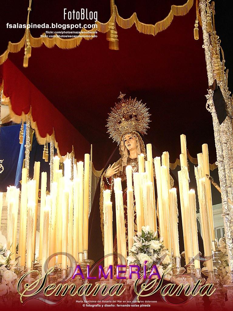 Almería, Semana Santa 2015