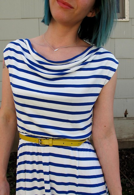 Myrtle knit dress