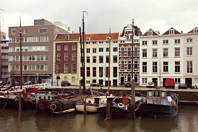 Rotterdam vanha satama