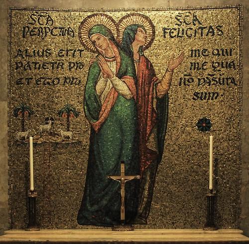 St Perpetua & St Felicity