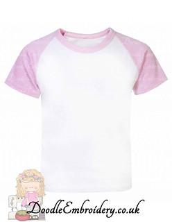 Baseball Style - Pink copy